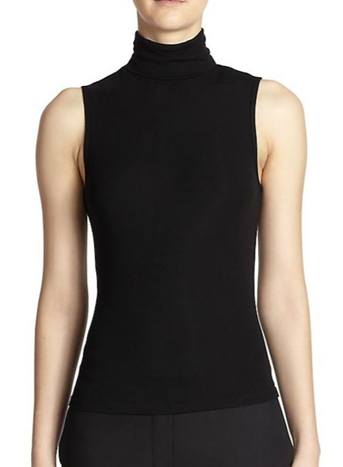 Sleeveless Turtleneck by Theory Wendel in Mean Girls