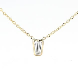 Tapered Sapphire Necklace by Vale Jewelry in Billions
