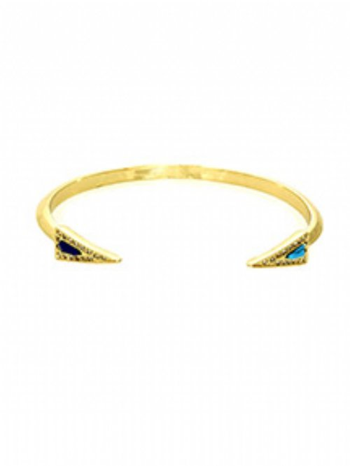 Acute Cuff Bracelet by House Of Harlow 1960 Jewelry in The DUFF