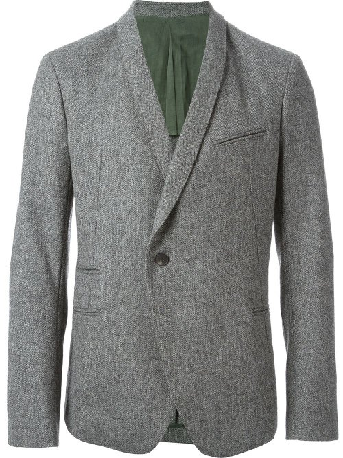 Herringbone Blazer by Haider Ackermann in The Gambler