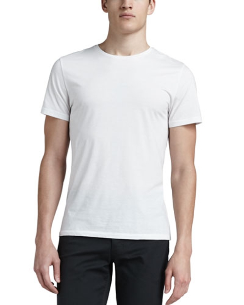 Crewneck Tee by Theory in Ted 2