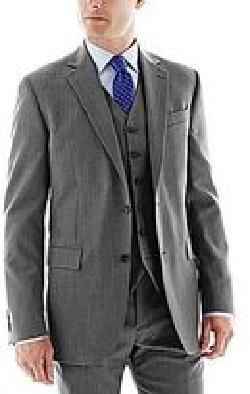 Super 100 Wool Suit Jacket by Stafford in X-Men: Days of Future Past