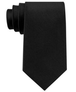 Sapphire Solid II Slim Tie by MICHAEL KORS in This Is Where I Leave You