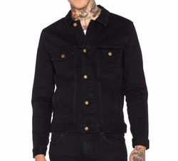 Denim Jacket by Rolla's in Quantico
