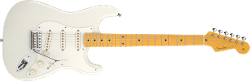 The Eric Johnson signature Stratocaster guitar by FENDER in About Last Night