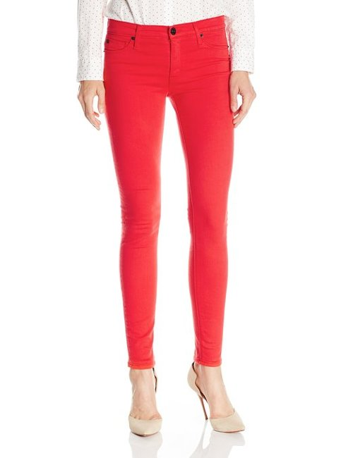 Nico Midrise Skinny Jeans by Hudson Jeans in Need for Speed