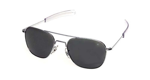 Original Pilot Eyewear with Bayonet Temples by American Optical in The D Train