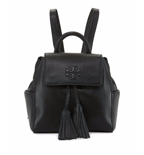 Thea Mini Leather Backpack by Tory Burch in Quantico - Season 2 Episode 1