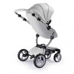 Xari Flair Stroller by Mima in Ballers