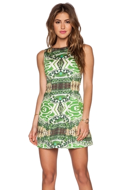Carrie Structured Dress by Alice + Olivia in Pretty Little Liars