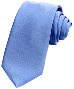 Satin Solid Silk Tie by Alara in London Has Fallen