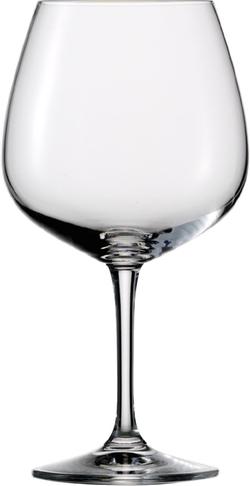 Vino Nobile Burgundy Wine Glass by Eisch in Taken 3