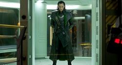 Custom Made 'Loki' Costume by Alexandra Byrne (Costume Designer) in Marvel's The Avengers