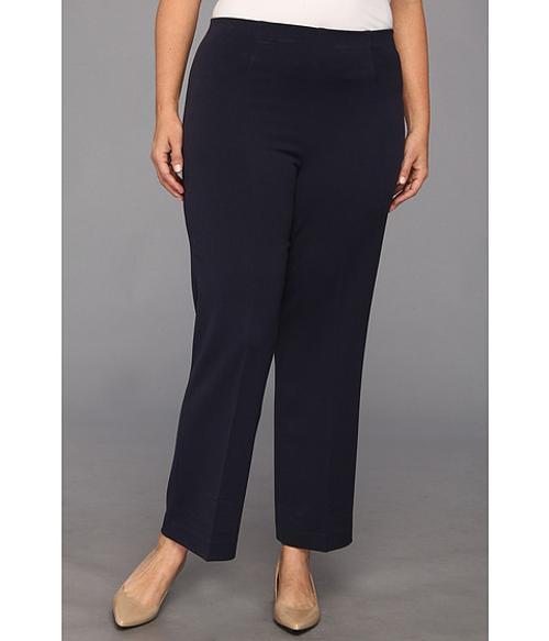 Plus Size Side Zip Pant by Pendleton in St. Vincent