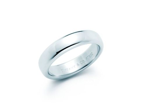 Wedding Band Ring by Lucida in While We're Young