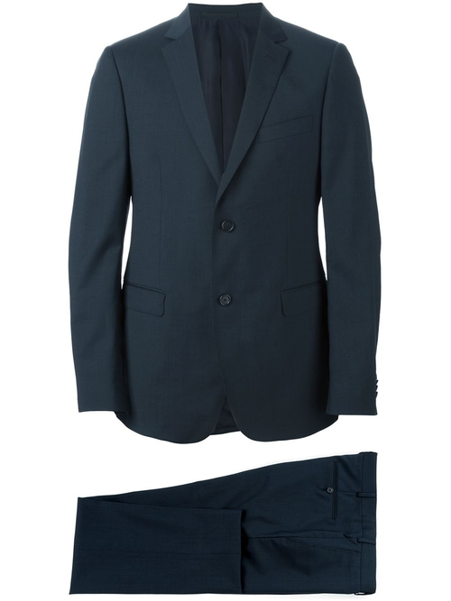 Two Piece Suit by Z Zegna in The Program