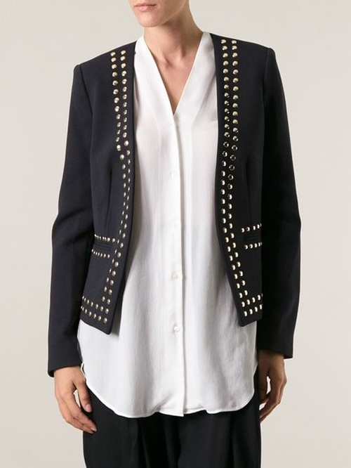 Studded Jacket by Michael Michael Kors in Pretty Little Liars