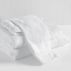Bamboo Rayon Bath Sheet by Kassatex in The Age of Adaline