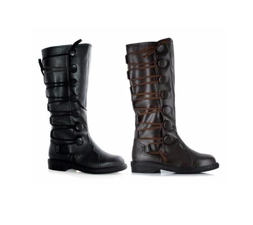 Men's Renaissance Boot by Ellie Shoes Inc in King Arthur: Legend of the Sword