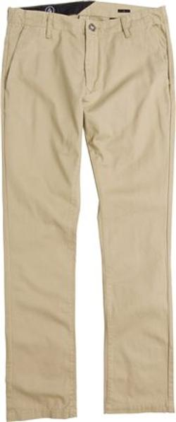 Faceted Pant by Volcom in Pain & Gain