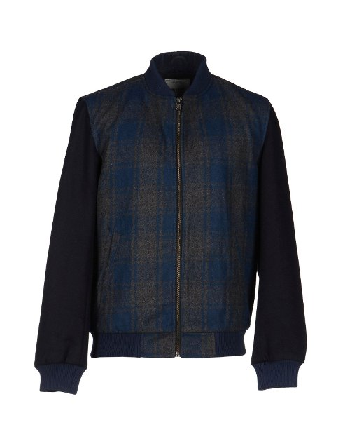 Flannel Jacket by Only & Sons in Her