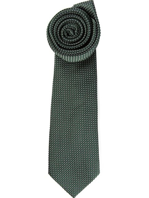 Embroidered Tie by Valentino in The Martian