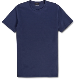 Cotton-Jersey T-Shirt by Jil Sander in Love & Mercy