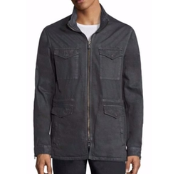 Zip-Front Hooded Jacket by John Varvatos Star USA in Shadowhunters