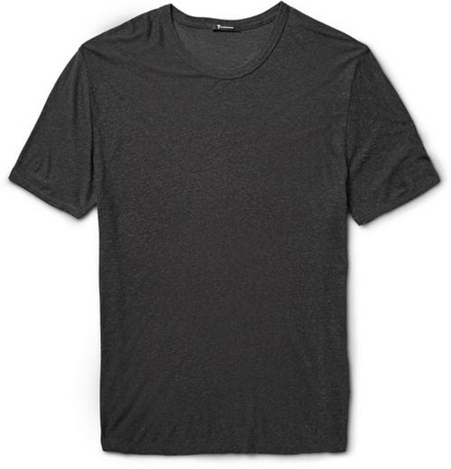 Slub Jersey T-Shirt by T By Alexander Wang in The Vampire Diaries - Season 7 Episode 3