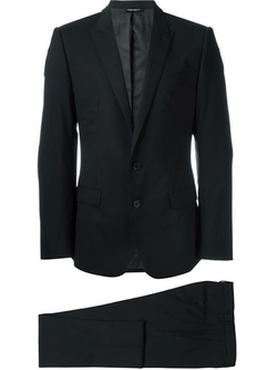 Two Piece Suit by Dolce & Gabbana in Suits