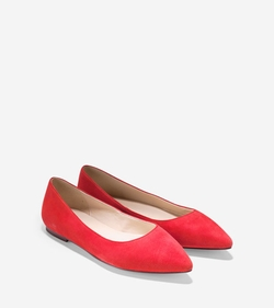 Hadley Skimmer Flats by Cole Haan in The Big Bang Theory