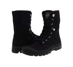 Baggy Lace-Up Boots by Palladium in Maze Runner: The Death Cure