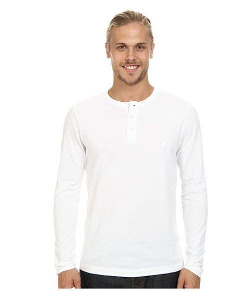 Classic Cotton Raglan Shirt by French Connection in McFarland, USA