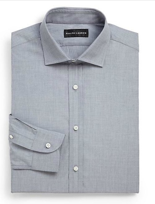 Dress Shirt by Ralph Lauren Black Label in Focus