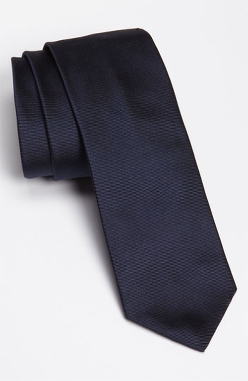 Woven Silk Tie by Hugo in Our Brand Is Crisis