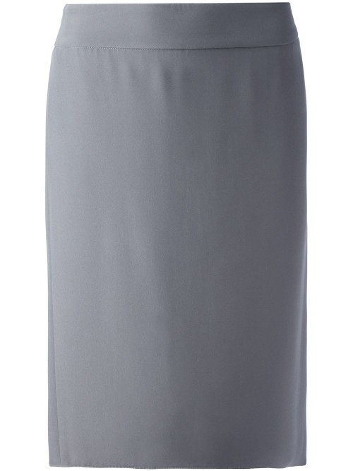High Waisted Skirt by Armani Collezioni in The Other Woman