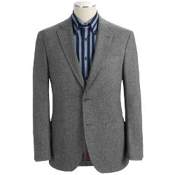 Panther Twill Sport Coat - Wool Blend, Modern Fit by Riviera Red in X-Men: Days of Future Past