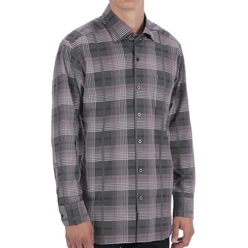Plaids of Persia Shirt by Tommy Bahama in Clueless