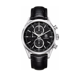 Carrera Stainless Steel Watch by TAG Heuer in Sisters