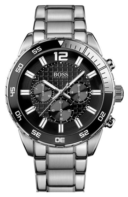 'Iconic' Chronograph Bracelet Watch by Boss Hugo Boss in Horrible Bosses 2