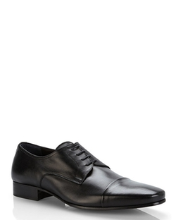 Martico Oxford Shoes by Bruno Magli in Crimson Peak