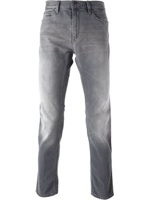 Faded Straight Leg Jeans by Hugo Hugo Boss in Fast Five