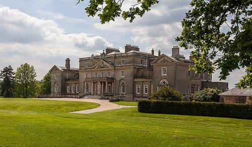 Wrotham Park Hertfordshire, United Kingdom in Kingsman: The Secret Service