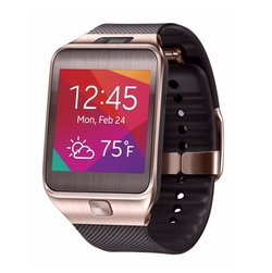 Gear 2 Smartwatch by Samsung in Silicon Valley