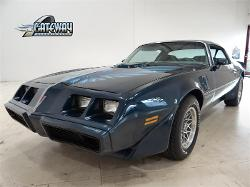 1979 Firebird Trans Am by Pontiac in Hot Tub Time Machine 2