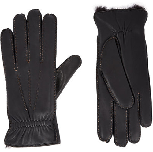 Fur-Lined Gloves by Barneys New York in Suicide Squad