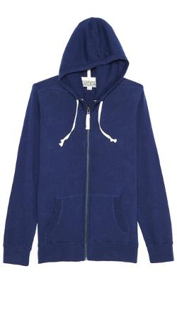 Alex Zip Up Hoodie by Cardigan in If I Stay