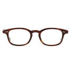 Dap Frames in Tortoise Eyeglasses by L.A. Eyeworks in Supergirl