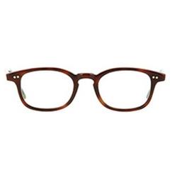 Dap Frames in Tortoise Eyeglasses by L.A. Eyeworks in Supergirl