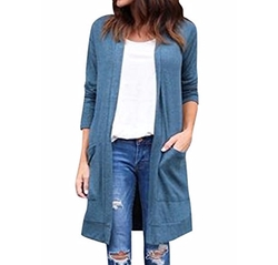Casual Knit Cardigan by Byoauo in Maze Runner: The Death Cure